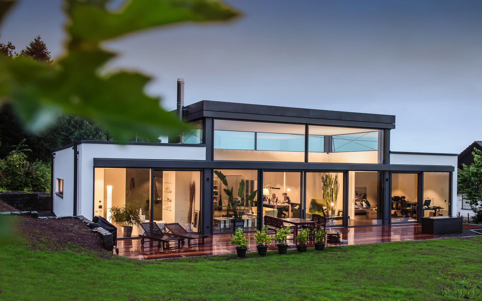 Einfamilienwohnhaus Architekturbuero Heinz