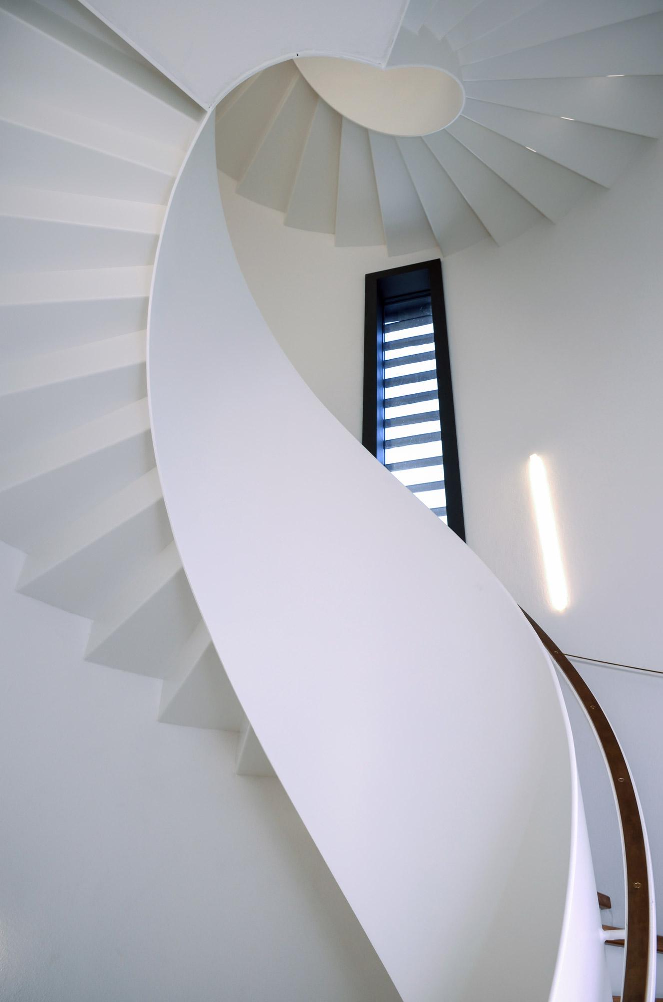 Treppendetail Abtei Tholey