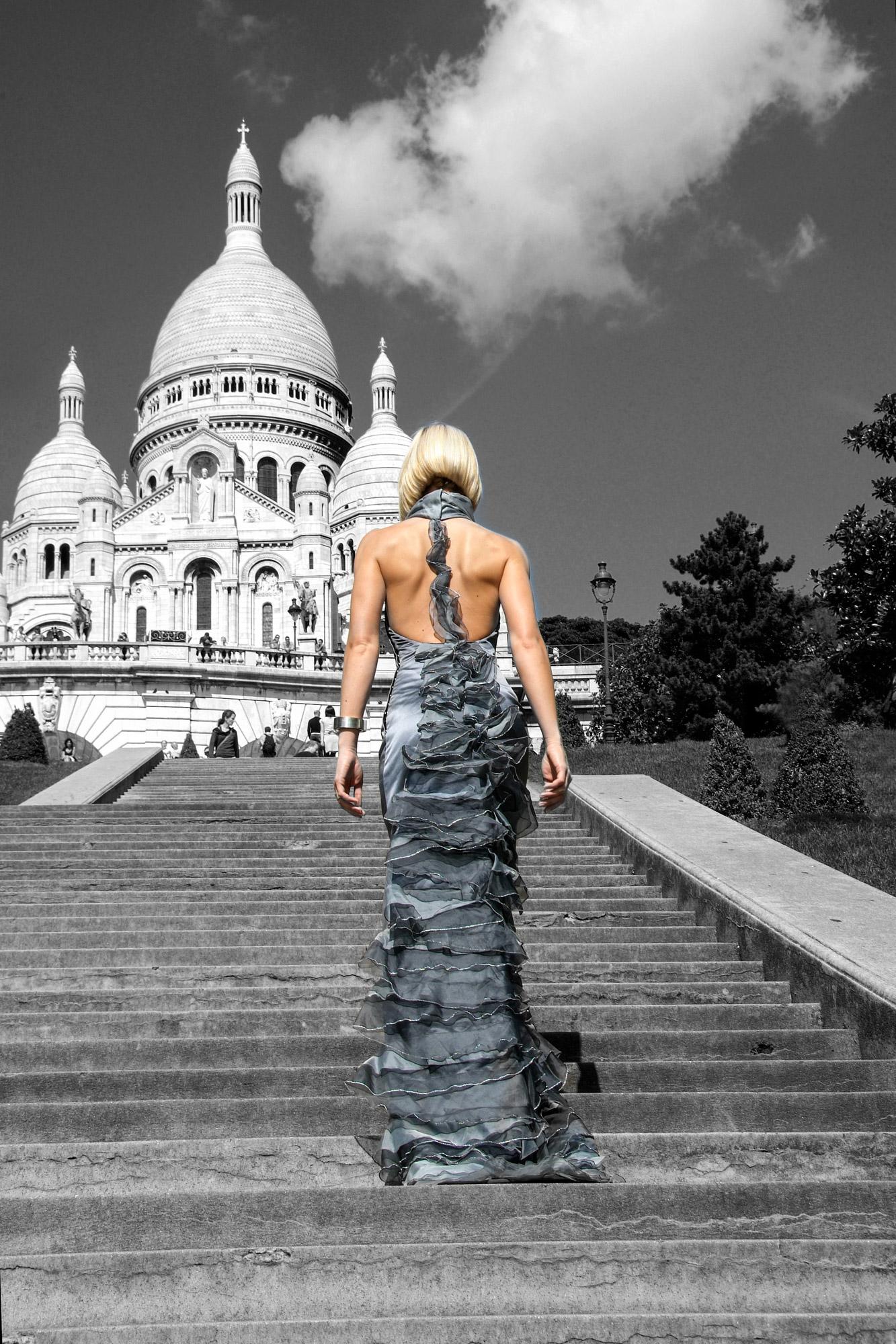 Hochzeitsshooting Paris