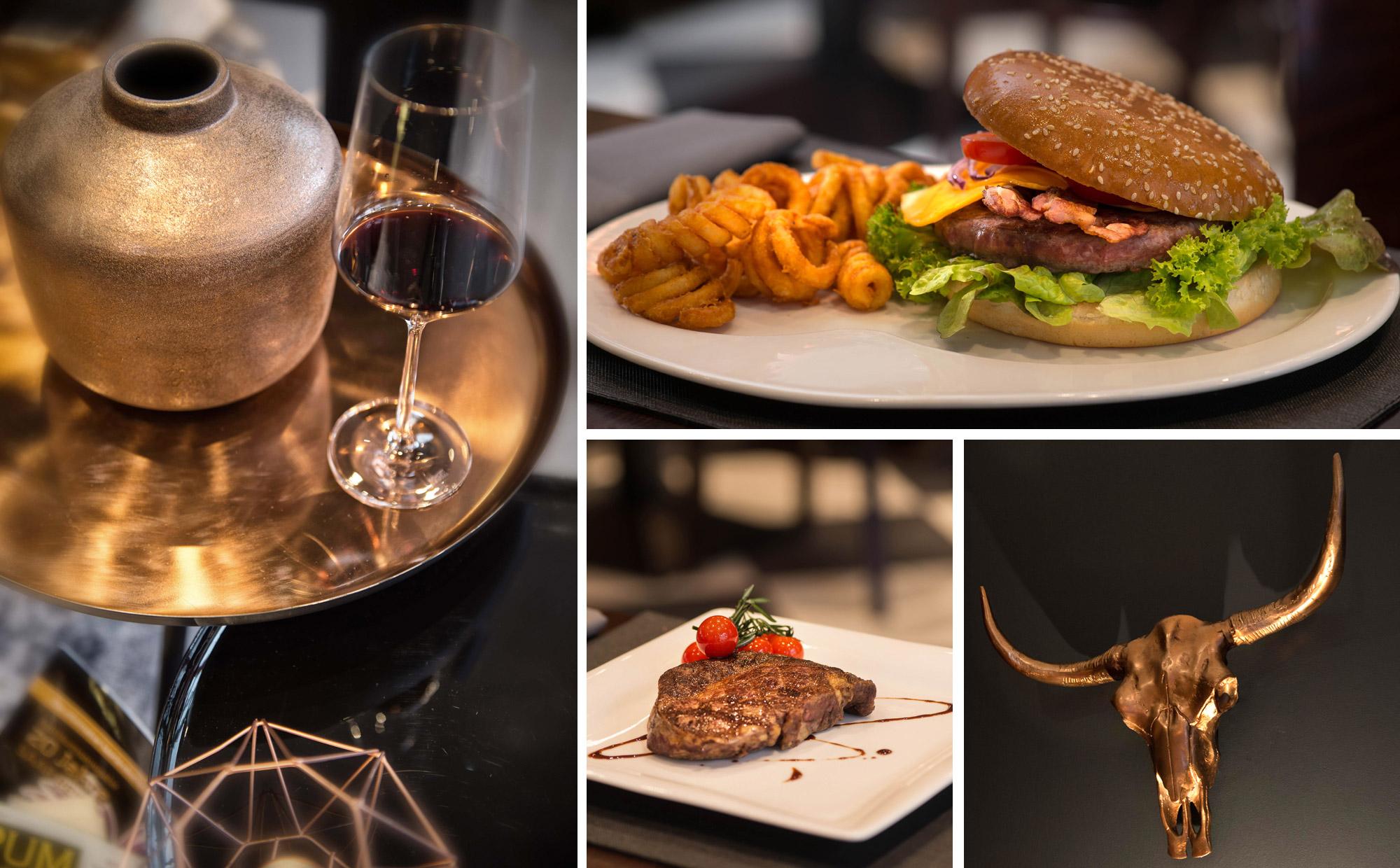 Restaurant Prospekt The Grill