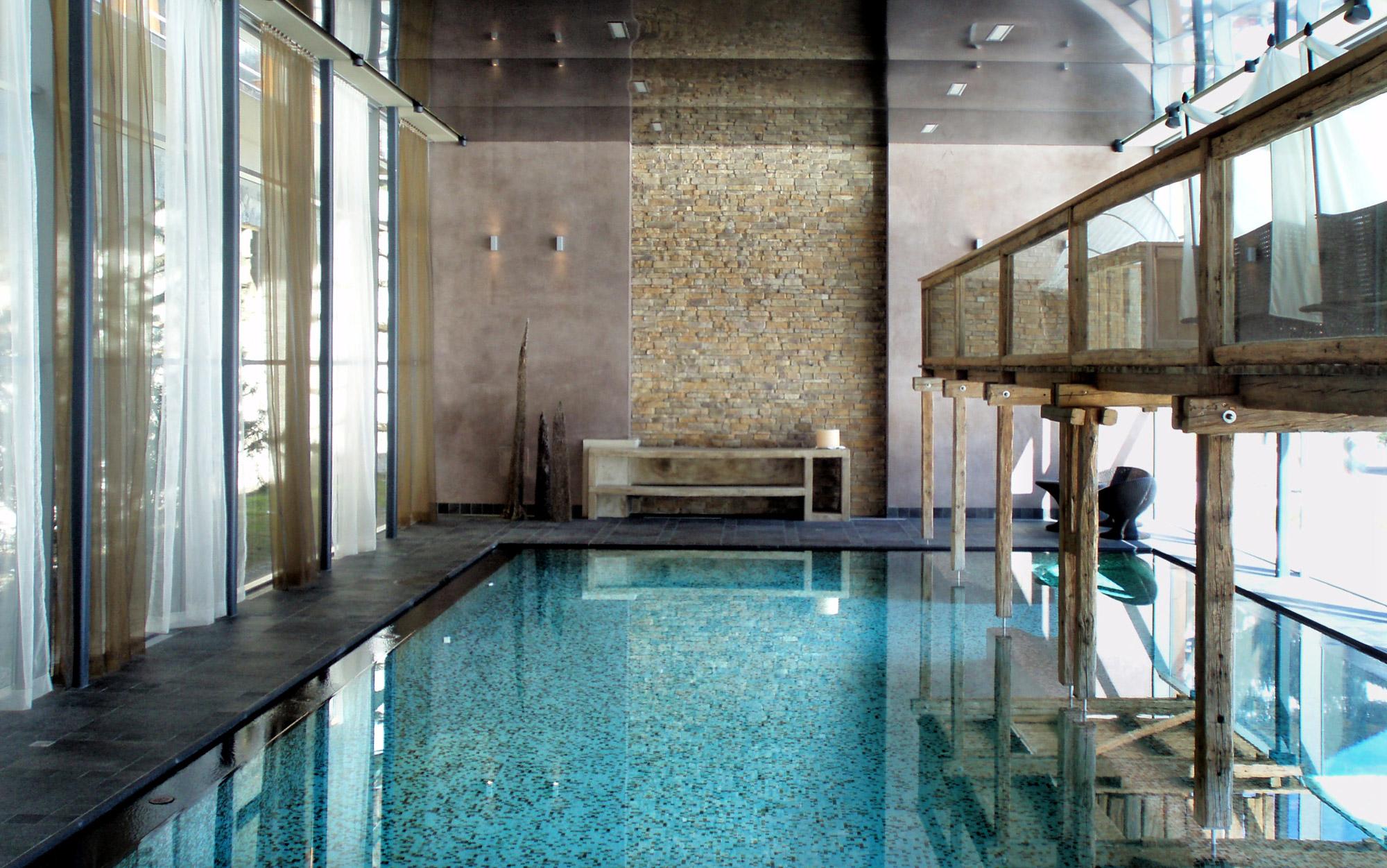 Schwimmbad Wellnesshotel