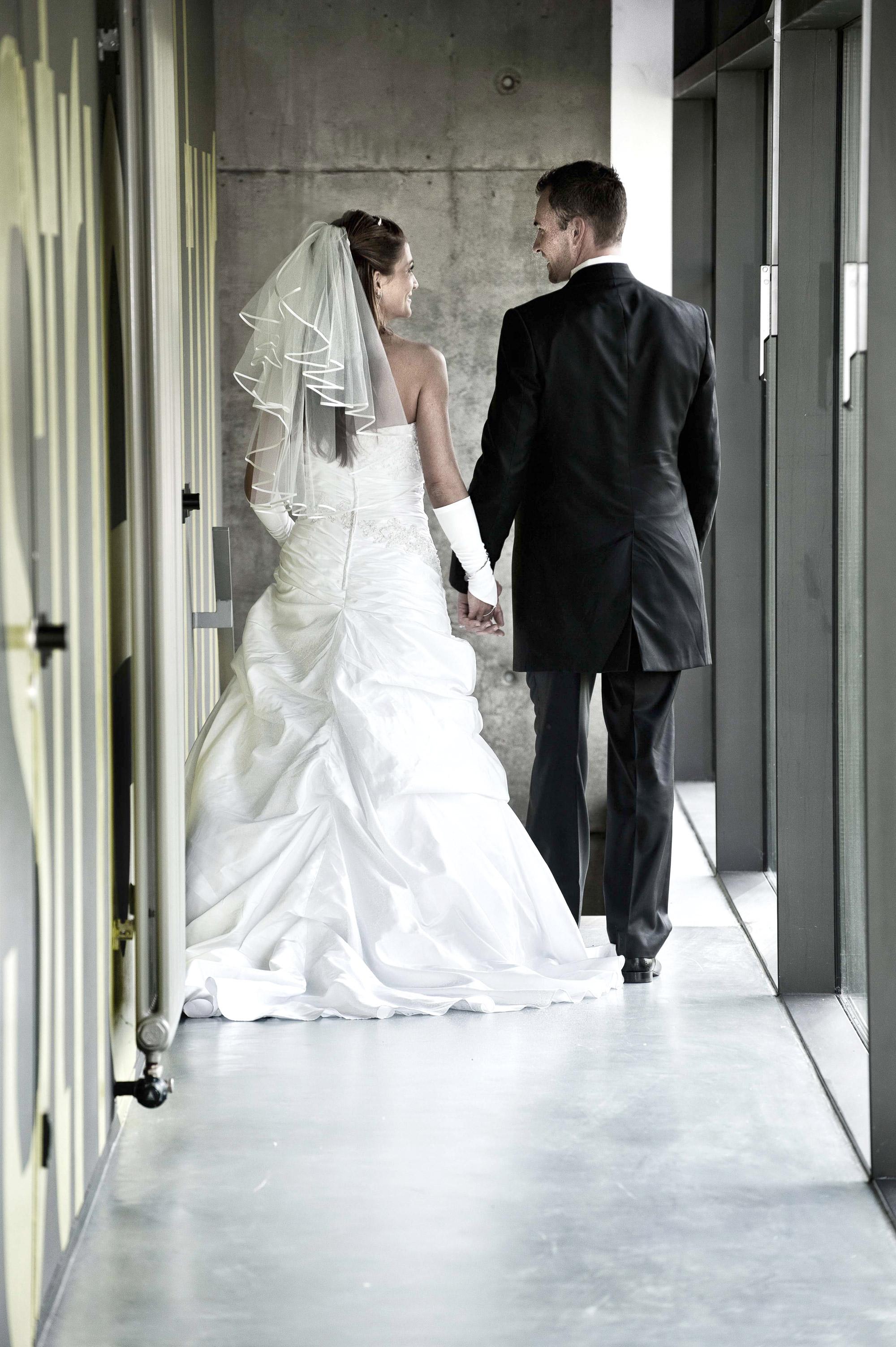 Zeitgemaesse Hochzeitsfotografie