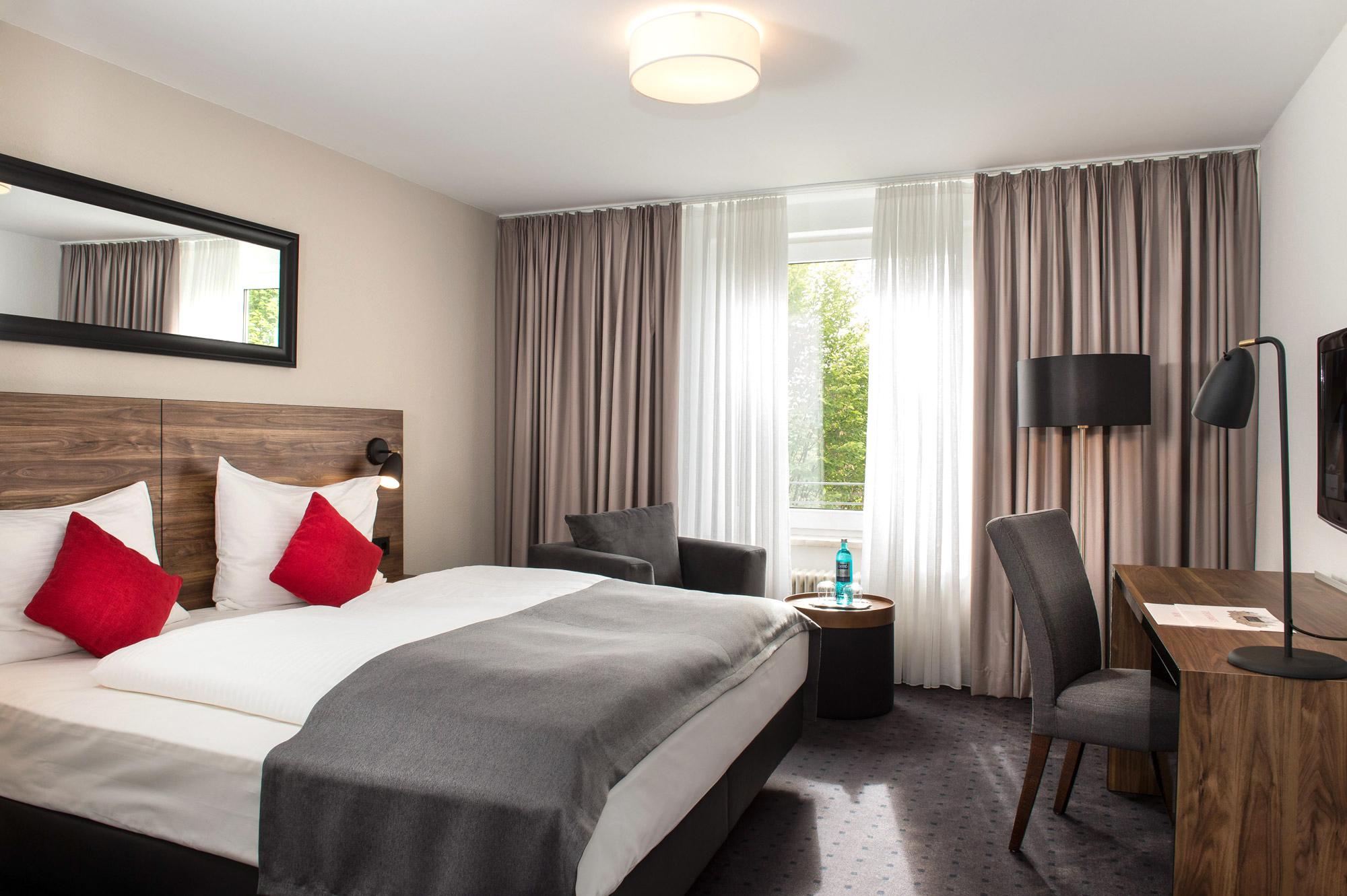 Hotelzimmer München